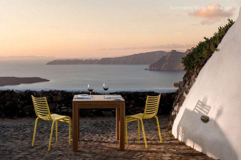 Santorini Wine Adventure: Sunset Tour